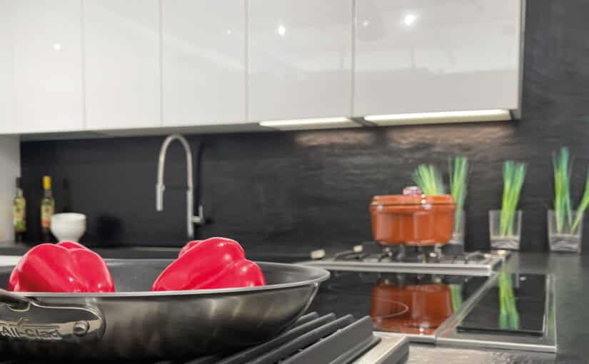 KITCHENS, A MODERN SPACE